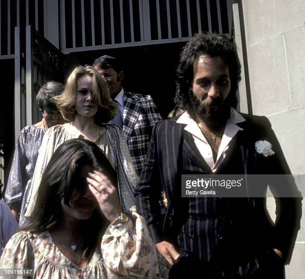 Musician Bill Hudson attends Debby BooneGabriel Ferrer Wedding Ceremony on September 1 1979 at the Hollywood Presbyterian Church in Hollywood...