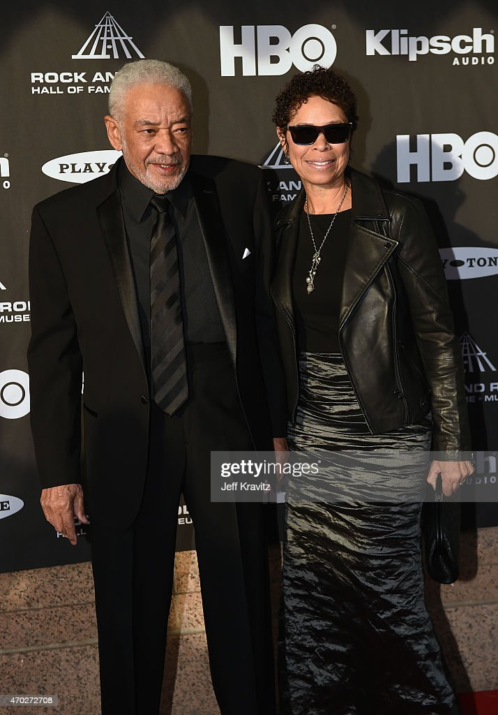 30th Annual Rock And Roll Hall Of Fame Induction Ceremony - Arrivals : Nyhetsfoto