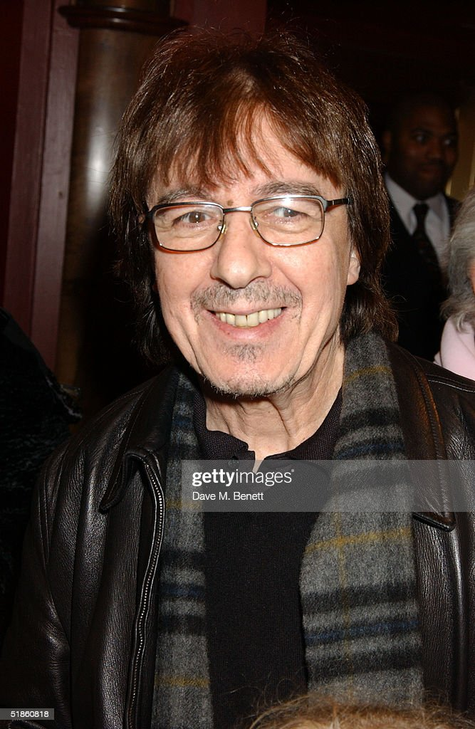 Musician Bill Wyman attends the 'Mary Poppins' Gala Preview ahead of tomorrow's press night at the Prince Edward Theatre on December 14, 2004 in London.
