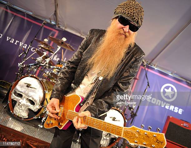 Billy Gibbons House