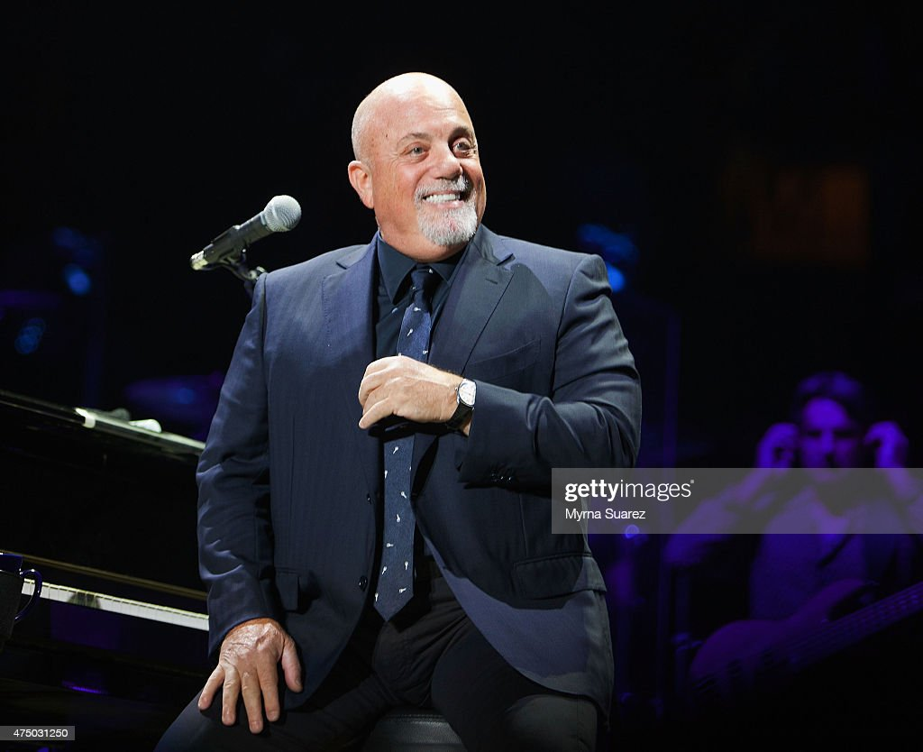Billy Joel In Concert - New York, NY