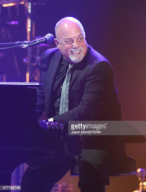 Musician Billy Joel performs onstage at What Stage during Day 4 of the 2015 Bonnaroo Music And Arts Festival on June 14, 2015 in Manchester,...