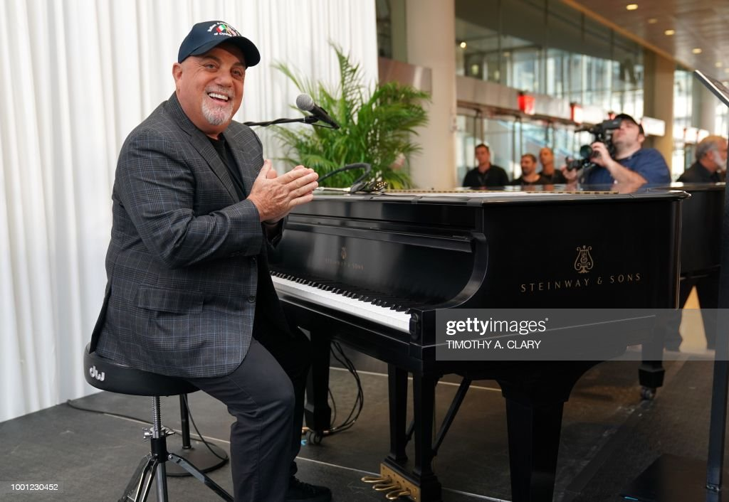 Madison Square Garden Celebrates Billy Joel's 100th Lifetime Performance