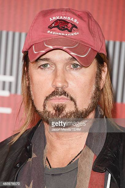 Musician Billy Ray Cyrus attends the 2015 MTV Video Music Awards at Microsoft Theater on August 30 2015 in Los Angeles California