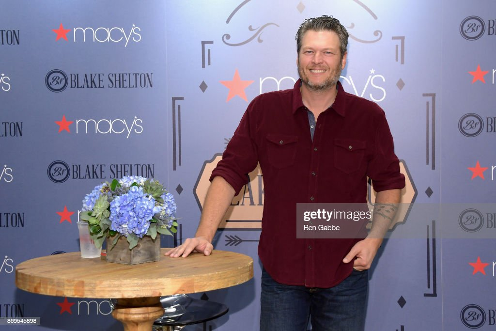 BS By Blake Shelton Launch