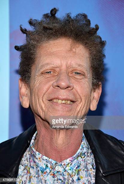 """Musician Blondie Chaplin arrives at the """"Love & Mercy"""" Los Angeles premiere at the Samuel Goldwyn Theater on June 2, 2015 in Beverly Hills,..."""