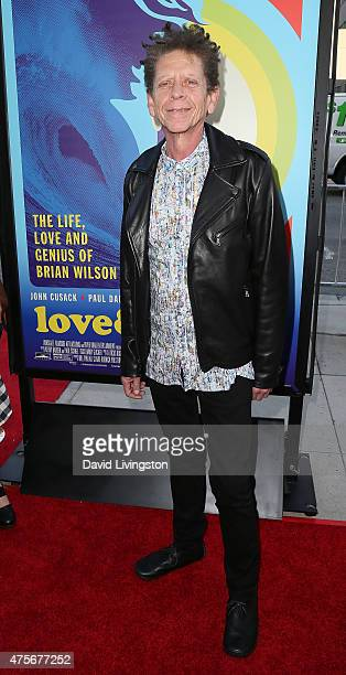 """Musician Blondie Chaplin attends the premiere of Lionsgate and Roadside Attractions' """"Love & Mercy"""" at the AMPAS Samuel Goldwyn Theater on June 2,..."""