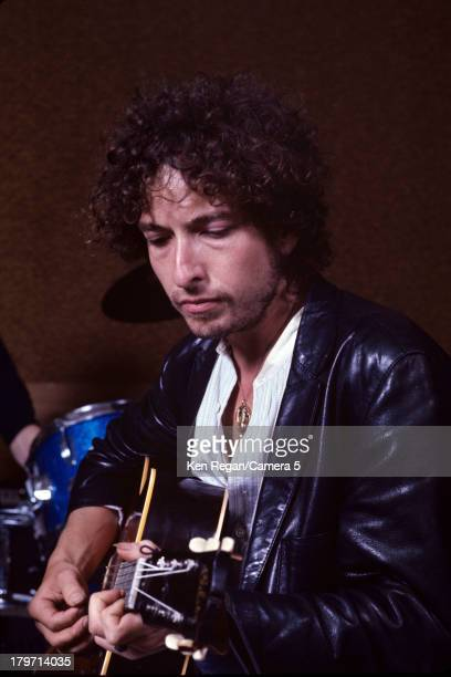 Musician Bob Dylan is photographed in New York City CREDIT MUST READ Ken Regan/Camera 5 via Contour by Getty Images