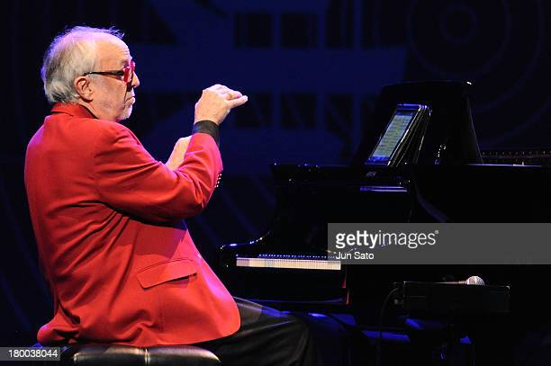 Musician Bob James performs during the 'Tokyo Jazz 2013' at Tokyo International Forum on September 8 2013 in Tokyo Japan