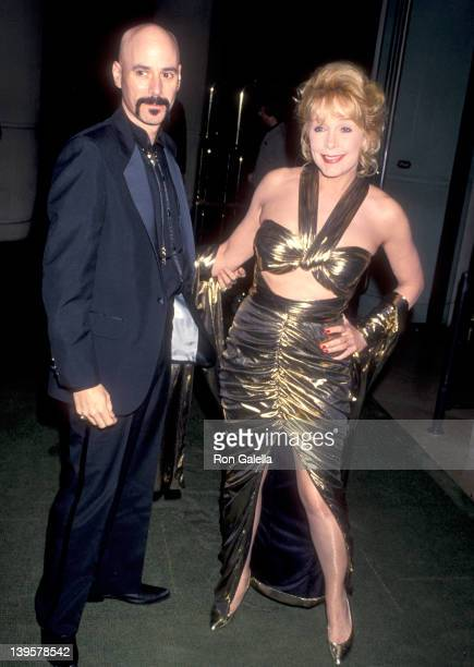Musician Bob Kulick and actress Stella Stevens attend the John Wayne Cancer Institute Auxiliary's 10th Annual Odyssey Ball to Salute Dr Donald L...