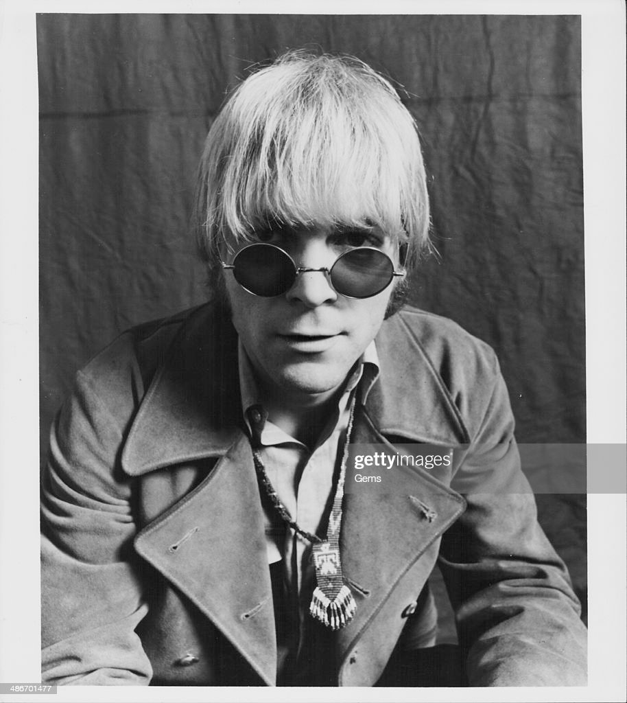 Musician Bob Mosley, with band Moby Grape, in a posed portrait ...