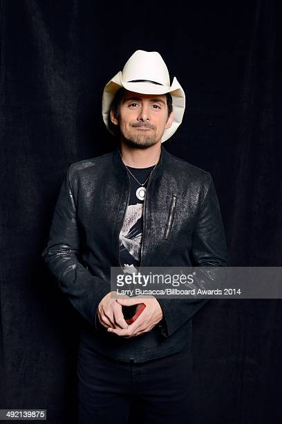 72905f3b07a68 Musician Brad Paisley attends the 2014 Billboard Music Awards at the MGM  Grand Garden Arena on