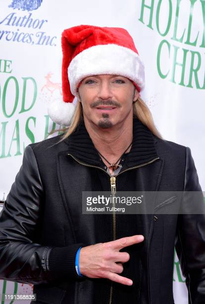 Musician Bret Michaels attends the 88th annual Hollywood Christmas Parade on December 01, 2019 in Hollywood, California.