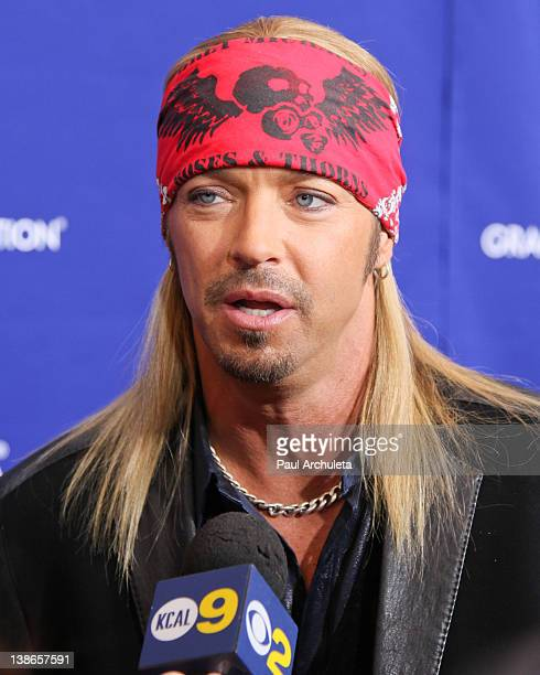 Musician Bret Michaels attends the GRAMMY Foundation's 14th annual music preservation project One Night Only A Celebration Of The Live Music...