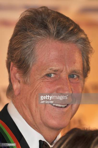 Musician Brian Wilson honoree arriving at The 30th Kennedy Center Honors on December 2 in Washington DC The 2007 honorees are pianist Leon Fleisher...