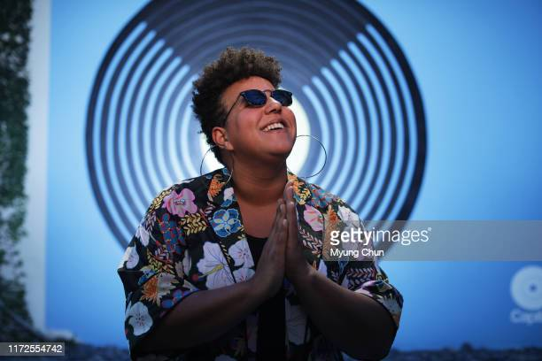 Musician Brittany Howard is photographed for Los Angeles Times on August 12 2019 in Hollywood California PUBLISHED IMAGE CREDIT MUST READ Myung J...