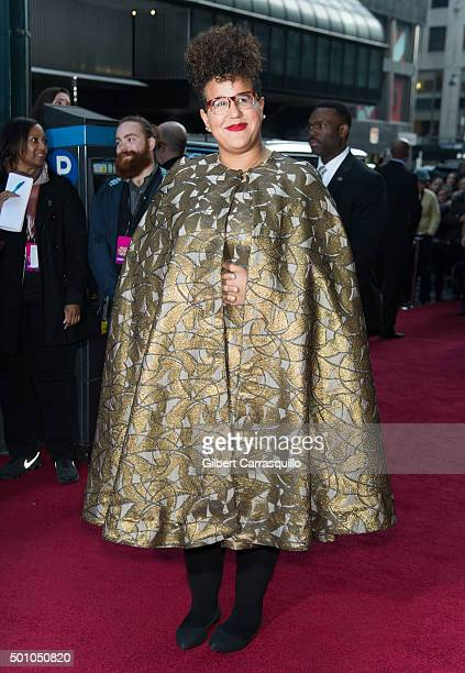 Musician Brittany Howard of Alabama Shakes and Thunderbitch attends Billboard's 10th Annual Women In Music at Cipriani 42nd Street on December 11,...