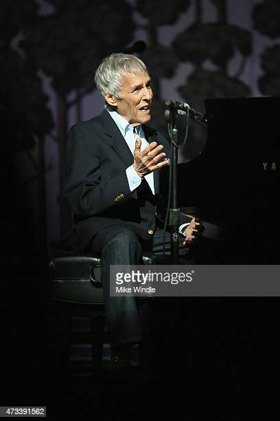 Musician Burt Bacharach performs onstage during the SeriousFun Children's Network 2015 Los Angeles Gala An Evening Of SeriousFun celebrating the...