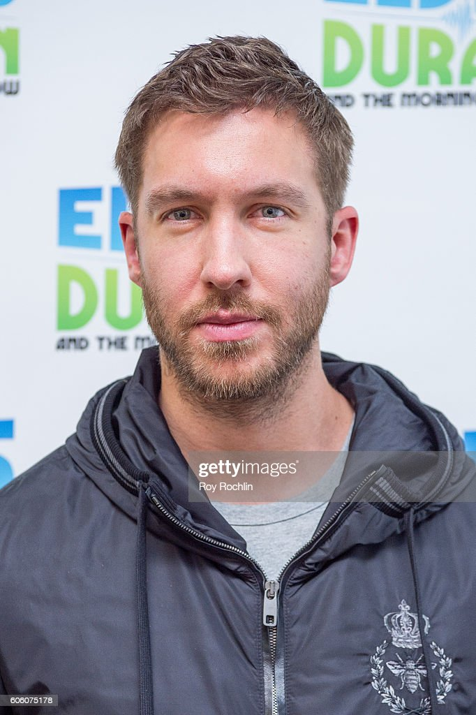 "Calvin Harris Visits ""The Elvis Duran Z100 Morning Show"""