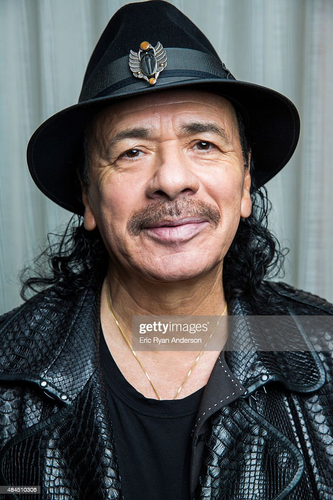 Carlos Santana, Billboard Magazine, December 12, 2014
