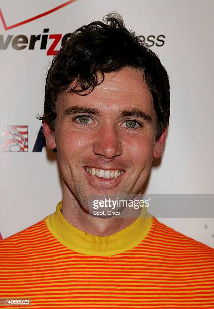 Musician Cass McCombs poses at the ASCAP Tribeca Music Lounge held at the Canal Room during the 2007 Tribeca Film Festival on May 3, 2007 in New York...