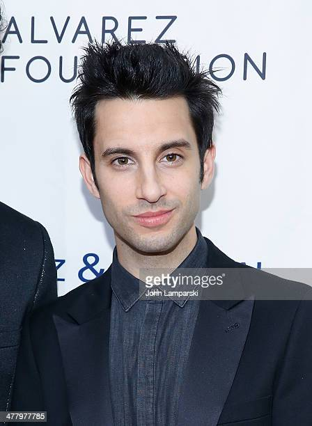 Musician Chad Vaccarino of the egroup Great Big World attend the Pinoy Relief Benefit concert at Madison Square Garden on March 11, 2014 in New York...