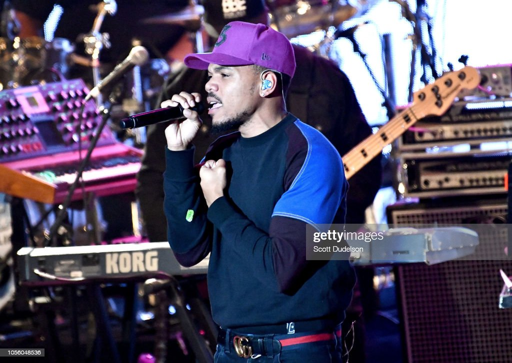 'Mac Miller: A Celebration Of Life' Concert Benefiting The Launch Of The Mac Miller Circles Fund : News Photo