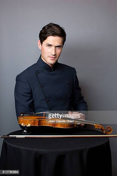 Musician Charlie Siem attends The Daily Front Row's celebration of the 10th Anniversary of CBS Watch Magazine at the Gramercy Terrace at The Gramercy...