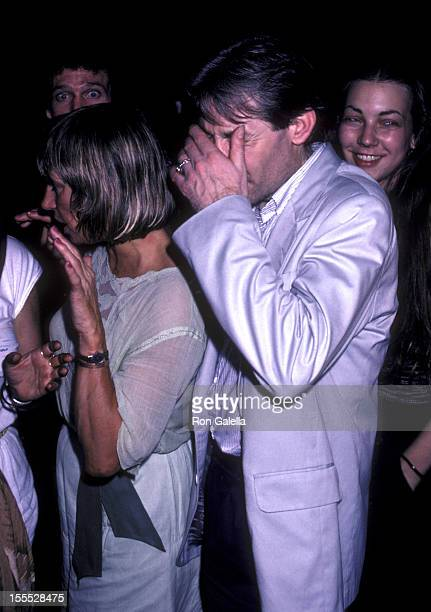 Musician Charlie Watts and wife Shirley Watts sighted on June 16 1981 at the Ritz Carlton Hotel in New York City