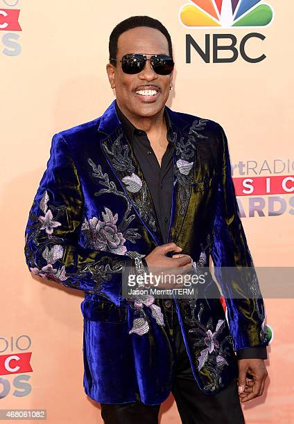 Musician Charlie Wilson attends the 2015 iHeartRadio Music Awards which broadcasted live on NBC from The Shrine Auditorium on March 29 2015 in Los...