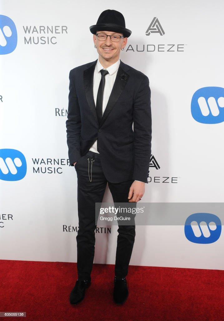 Warner Music Group's Annual GRAMMY Celebration - Arrivals