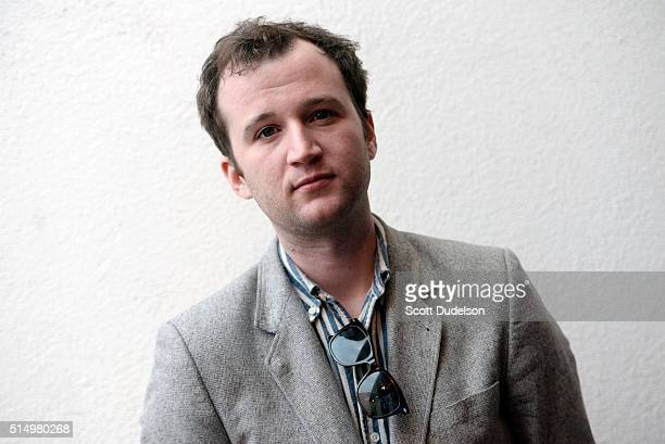 Musician Chris Baio of the band Baio and Vampire Weekend poses during Deloitte's Digital party at SXSW on March 11 2016 in Austin Texas