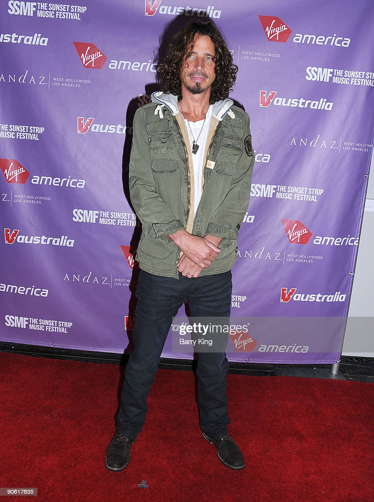 2009 Sunset Strip Music Festival - Virgin America After Party