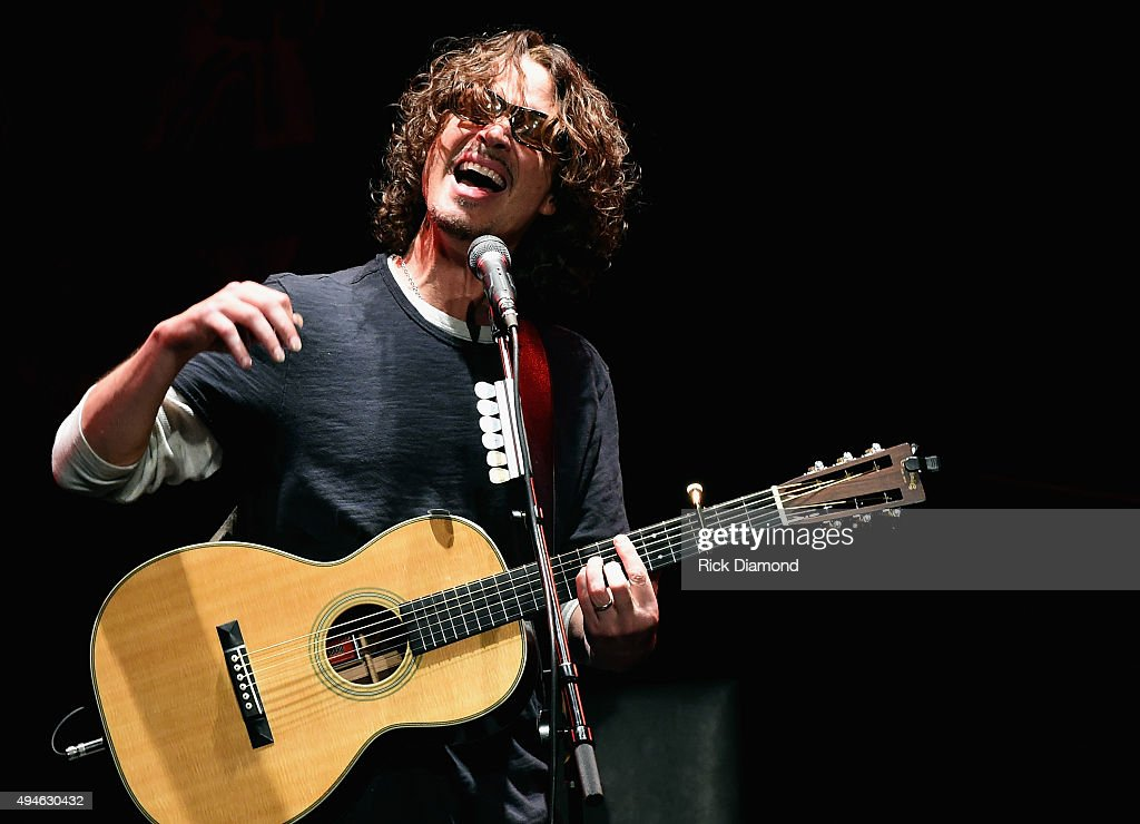 Chris Cornell at The Ryman - Nashville : ニュース写真