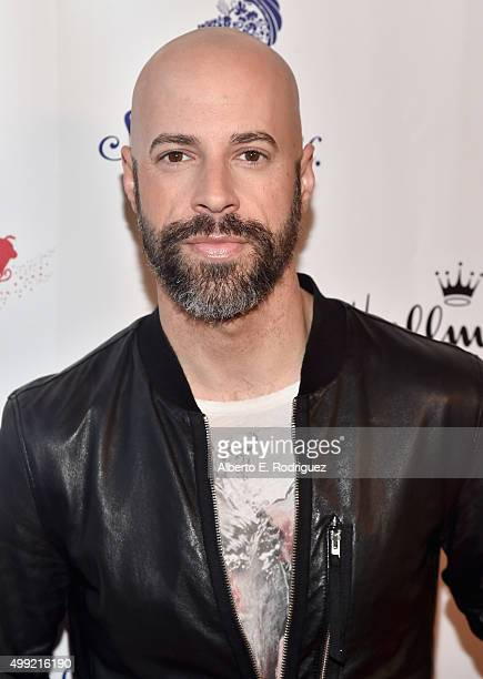 Musician Chris Daughtry attends 2015 Hollywood Christmas Parade on November 29 2015 in Hollywood California