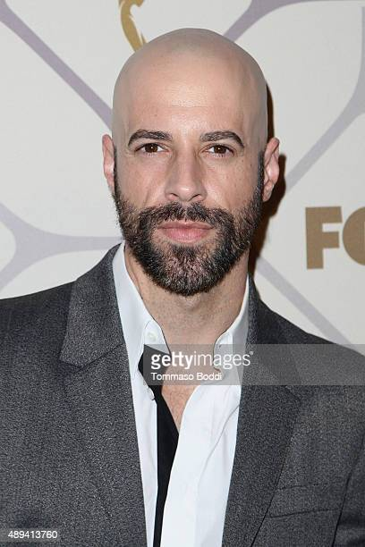 Musician Chris Daughtry attends the 67th Primetime Emmy Awards Fox after party on September 20 2015 in Los Angeles California