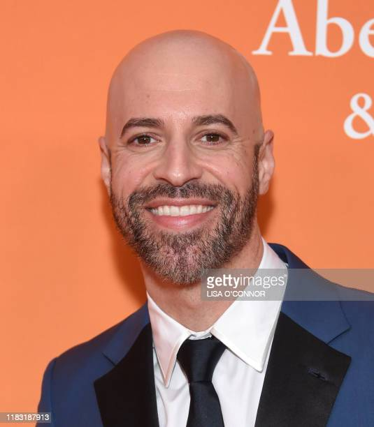 US musician Chris Daughtry attends the TrevorLIVE Los Angeles gala at the Beverly Hilton Hotel in Beverly Hills California on November 17 2019