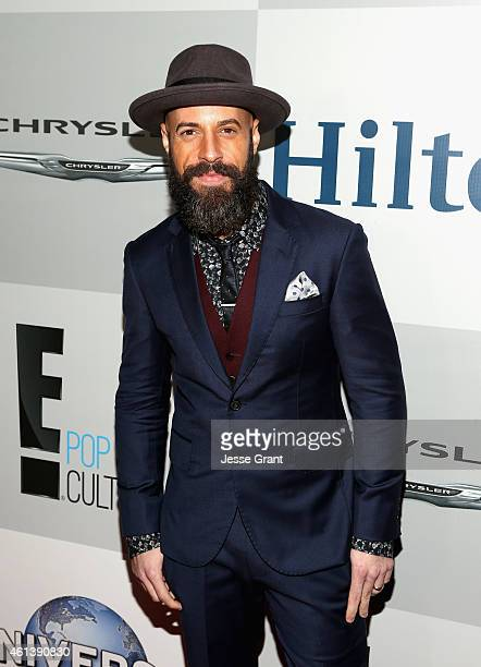 Musician Chris Daughtry attends Universal NBC Focus Features and E Entertainment 2015 Golden Globe Awards After Party sponsored by Chrysler and...