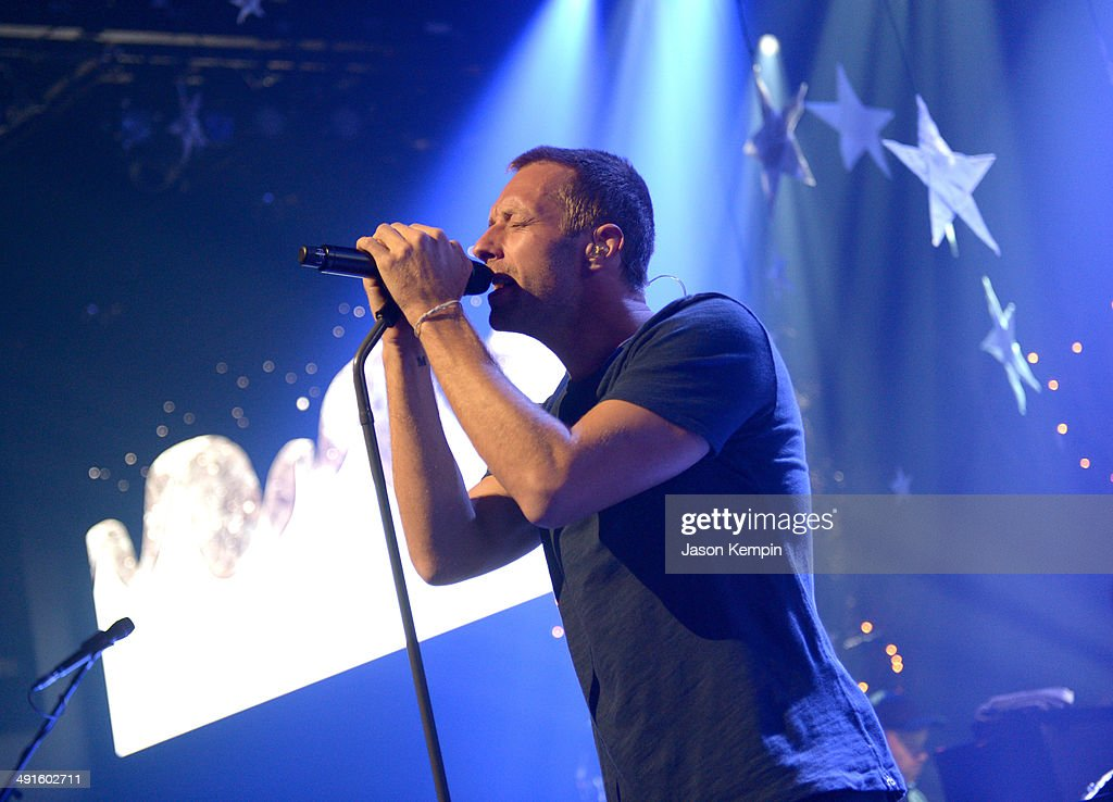 Coldplay iHeartRadio Album Release Party : News Photo