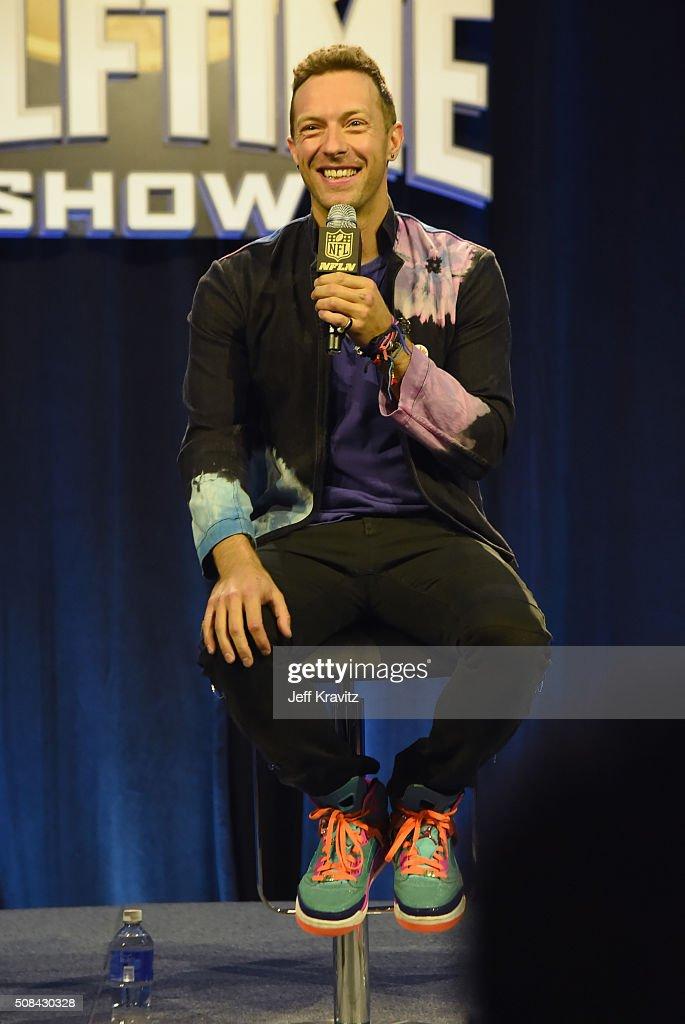 Pepsi Super Bowl Halftime Press Conference