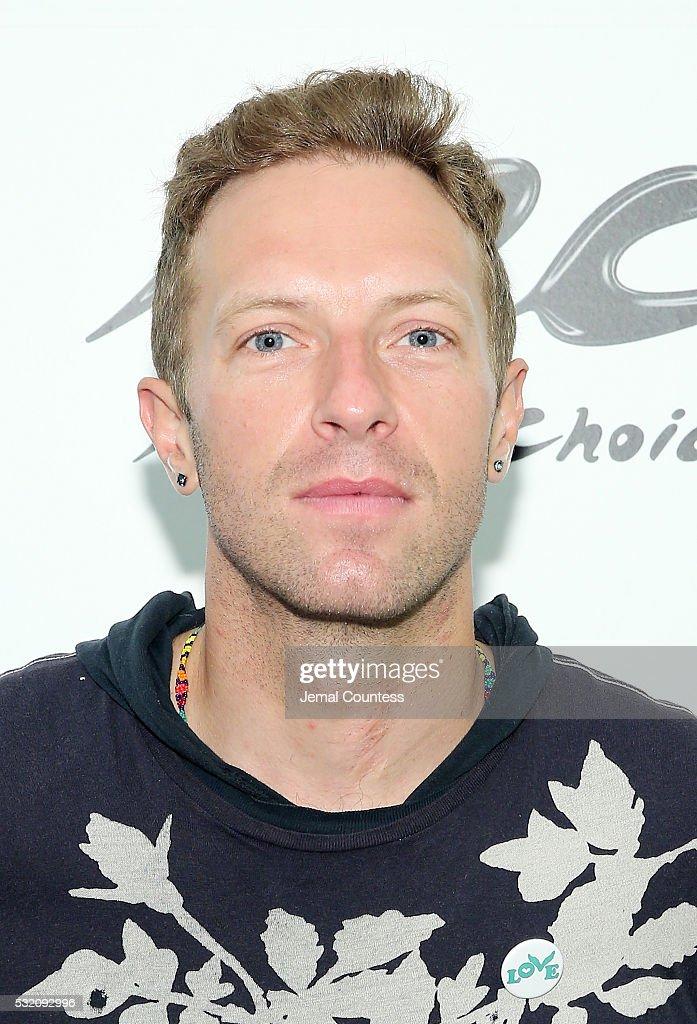 Coldplay Visits Music Choice
