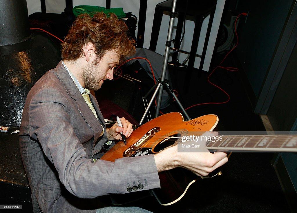 Tribeca ASCAP Music Lounge At The 2008 Tribeca Film Festival - Day 1 : Nachrichtenfoto