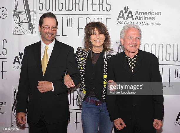 Musician Chrissie Hynde attends the 42nd annual Songwriters Hall of Fame Induction Ceremony at The New York Marriott Marquis on June 16 2011 in New...