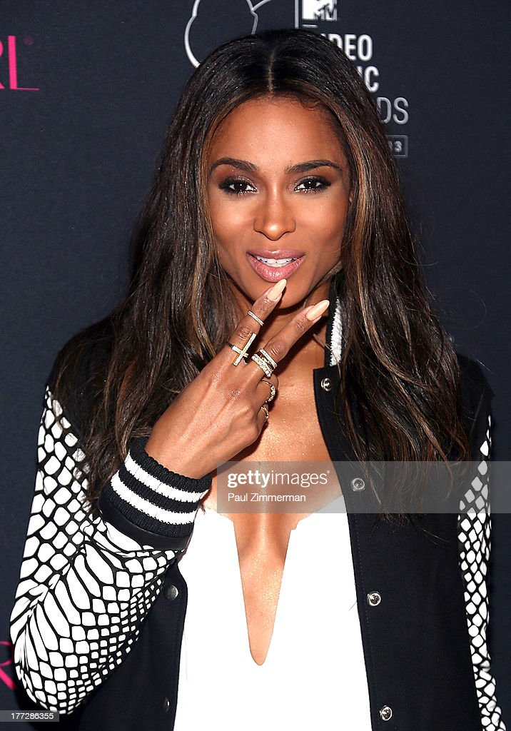 Musician Ciara attends Easy, Breezy, Brooklyn hosted by Becky G and presented by MTV and COVERGIRL at Music Hall of Williamsburg on August 22, 2013 in the Brooklyn borough of New York City.