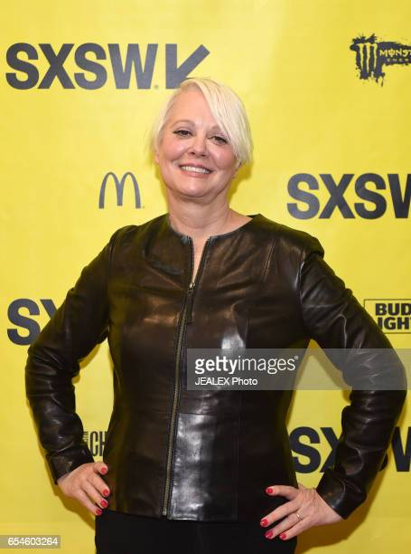 Musician Cindy Wilson attends 'Conversation With Cindy Wilson and Boyfriend' during 2017 SXSW Conference and Festivals at Austin Convention Center on...