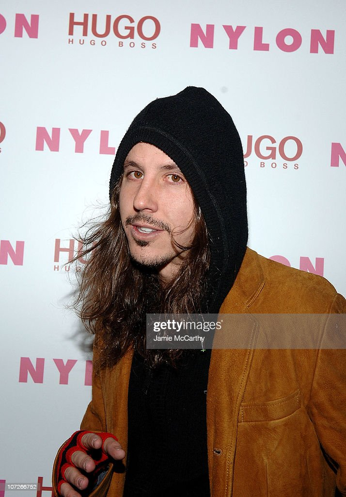 Musician Cisco Adler attends the Nylon Magazine and Hugo Boss Party for 'The Horrors' at Boost Mobile Lounge at Marquee on January 18, 2008 in Park City, Utah.