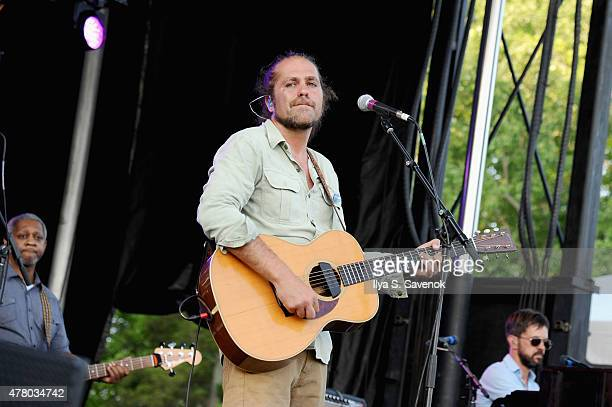 Musician Citizen Cope performs onstage during day 4 of the Firefly Music Festival on June 21 2015 in Dover Delaware