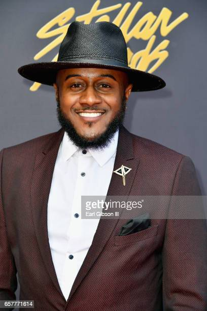 Musician Clifton Ross III arrives at the 32nd annual Stellar Gospel Music Awards at the Orleans Arena on March 25 2017 in Las Vegas Nevada
