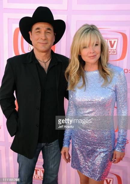 Musician Clint Black and Lisa Hartman Black arrive at the 7th Annual TV Land Awards held at Gibson Amphitheatre on April 19 2009 in Universal City...