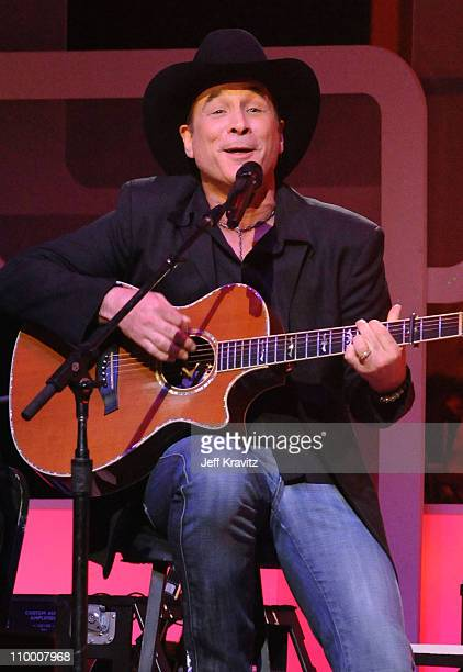 Musician Clint Black performs onstage during the 7th Annual TV Land Awards held at Gibson Amphitheatre on April 19 2009 in Universal City California
